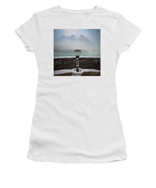 Lake Louise Winter   Women's T-Shirt