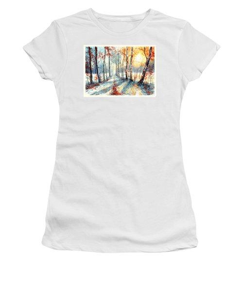 Last Leaves Women's T-Shirt