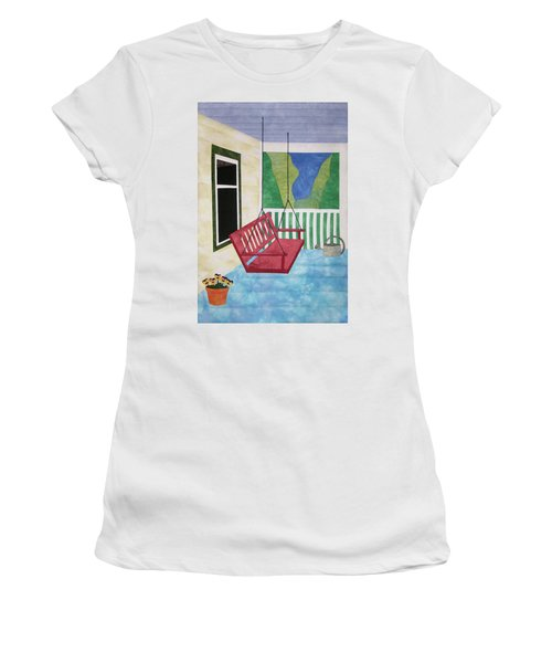 Lazy Summer Afternoon Women's T-Shirt