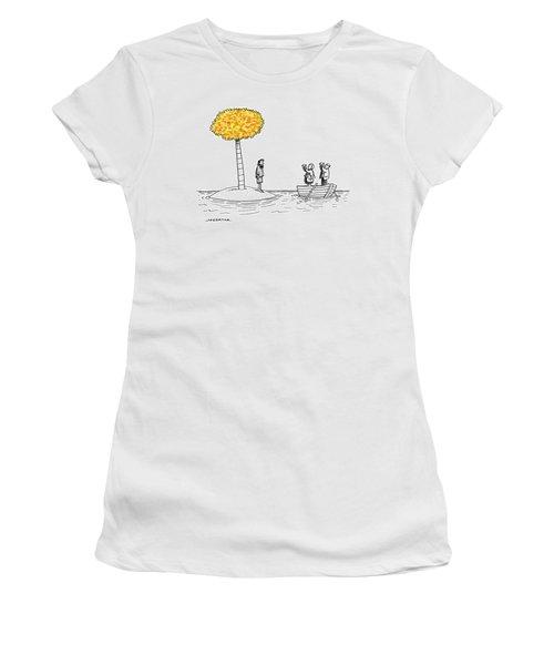 Leaf Peeping Women's T-Shirt