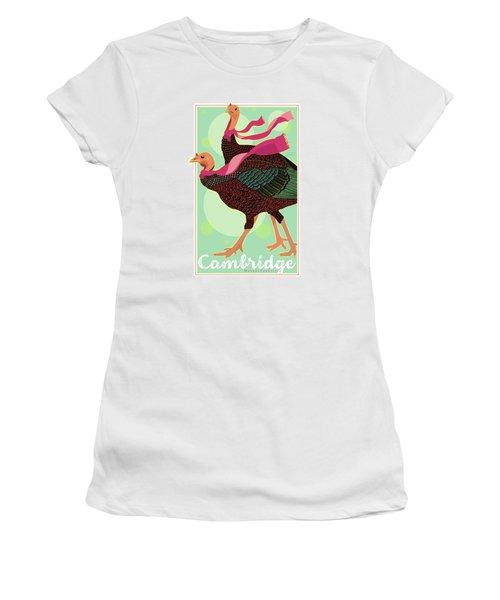 Les Foulards De Cambridge Women's T-Shirt