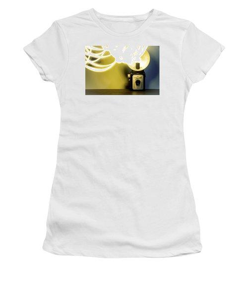 Lights, Camera, Action Women's T-Shirt