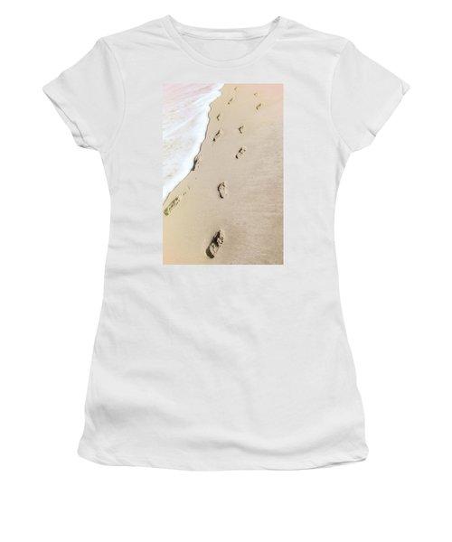 Little Feet Women's T-Shirt