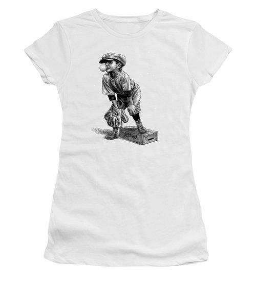 Little Leaguer Women's T-Shirt