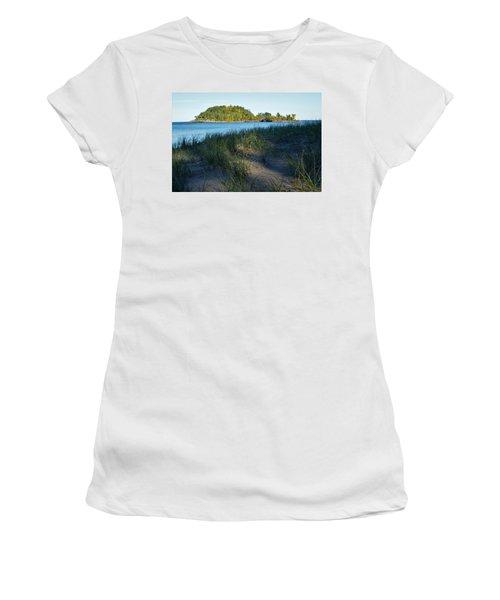 Little Presque Isle Island Women's T-Shirt