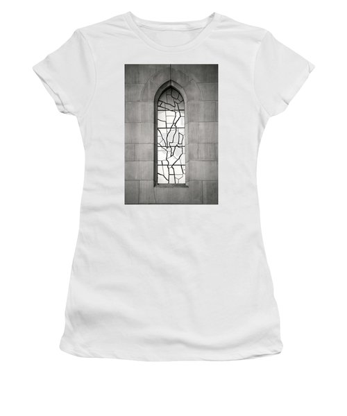 Lone Cathedral Window Women's T-Shirt