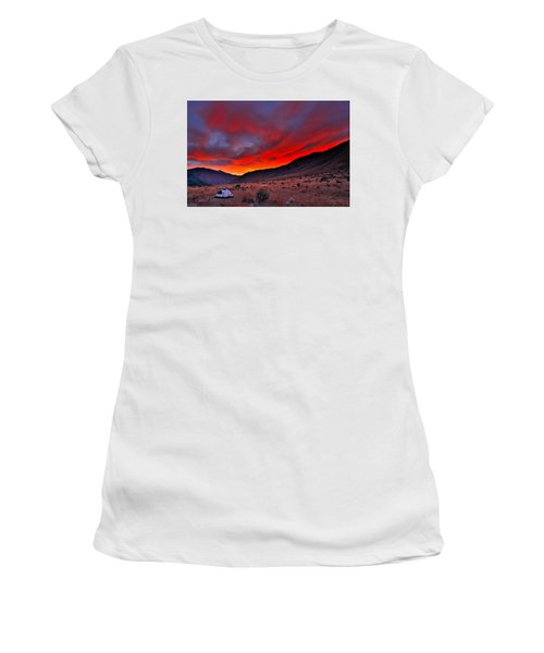 Lone Tent Women's T-Shirt