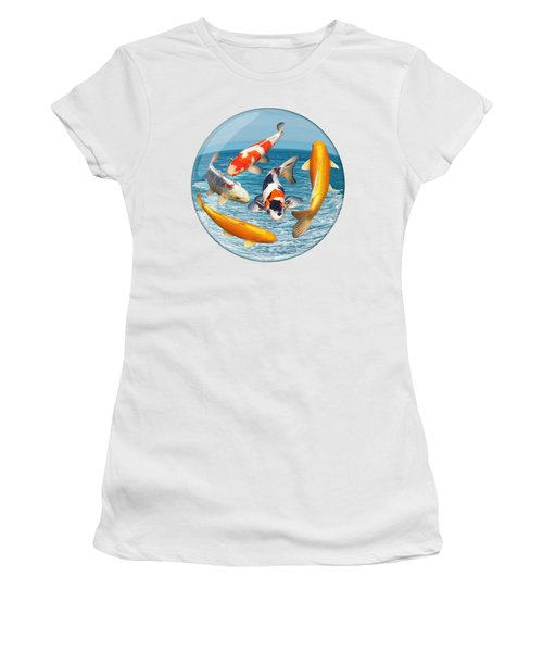 Lost In A Daydream - Fish Out Of Water Women's T-Shirt