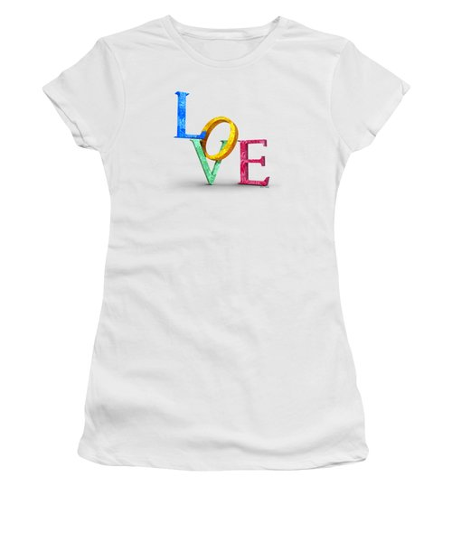 Love Letters Women's T-Shirt