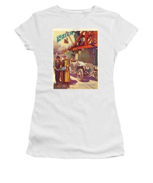 Lozier Advertisement Women's T-Shirt