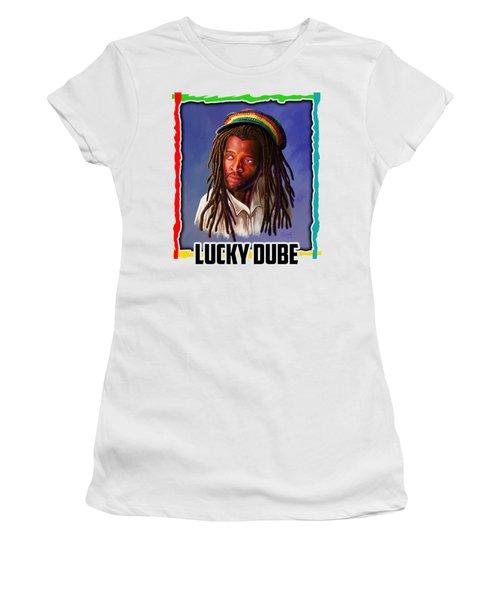 Lucky Dube Women's T-Shirt