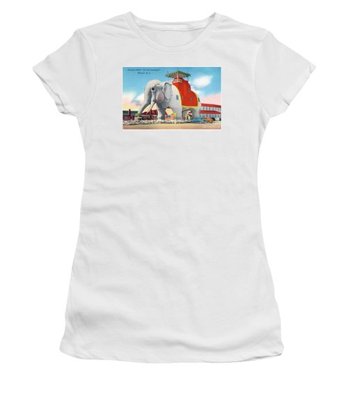 Lucy The Elephant Women's T-Shirt