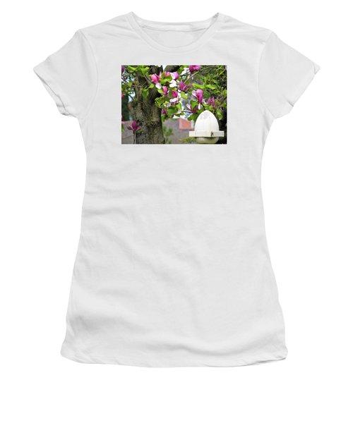 Magnolia Display Women's T-Shirt