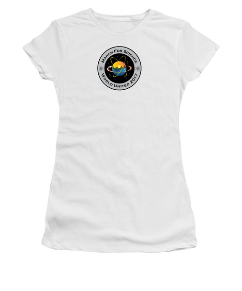 March For Science Astronaut Women's T-Shirt