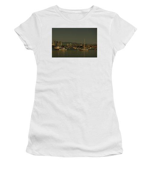 Marina Golden Hours Women's T-Shirt