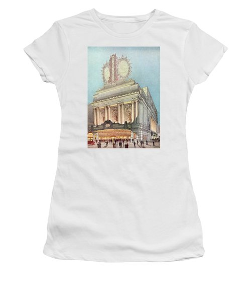 Mastbaum Theatre Women's T-Shirt