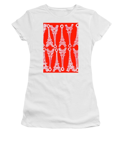 Match Made In Paris Women's T-Shirt