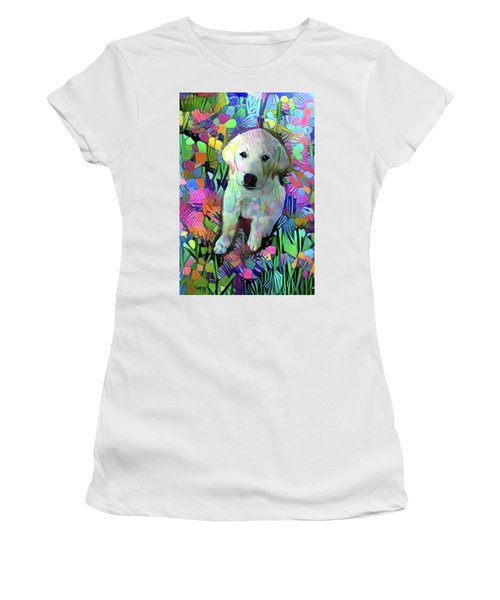 Max In The Garden Women's T-Shirt