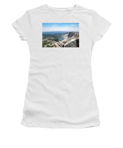 Medicine Bow Peak Women's T-Shirt