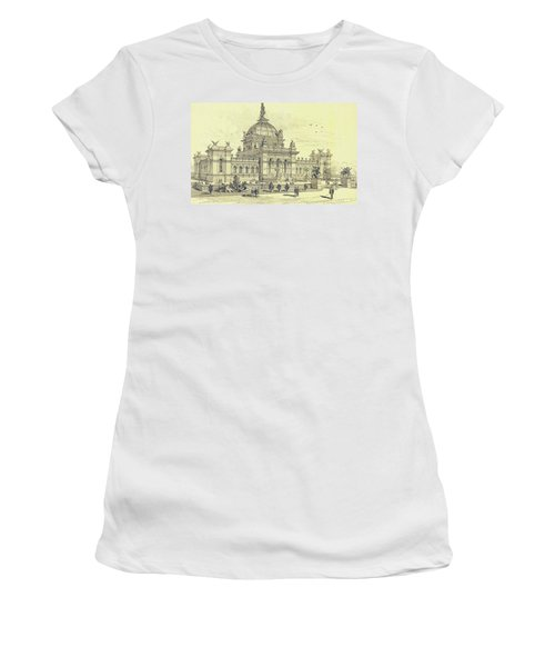 Memorial Hall, Centennial Women's T-Shirt