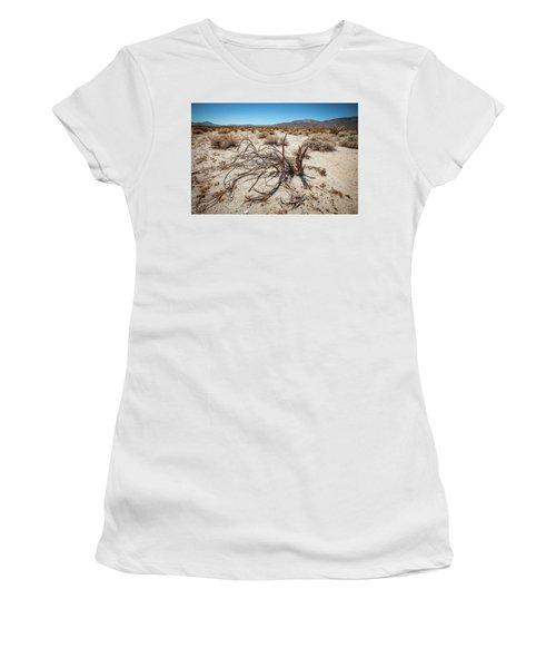 Mesquite In The Desert Sun Women's T-Shirt