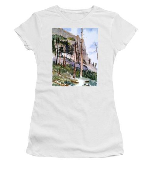 Mill Creek Canyon Women's T-Shirt