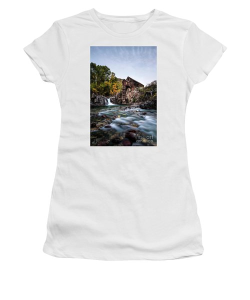 Mill On Crystal River Women's T-Shirt