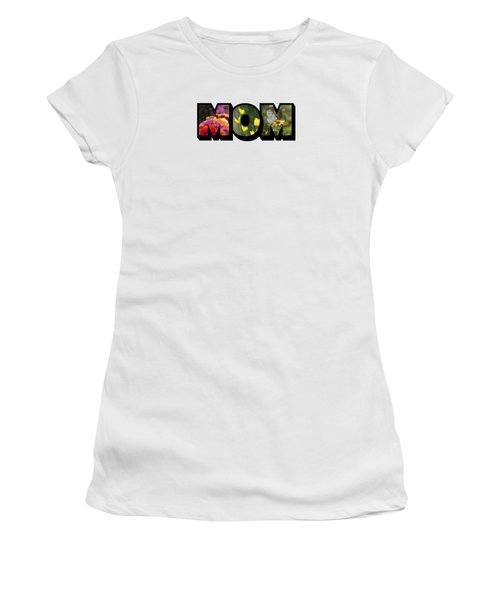 Mom Big Letter-great Mother's Day Gift Women's T-Shirt