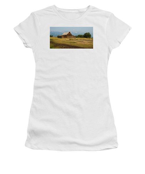 Mormon Barn Women's T-Shirt