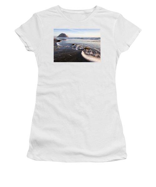 Morro Rock Ebb Tide Women's T-Shirt