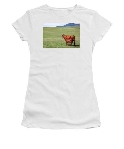 Mother And Daughter Women's T-Shirt