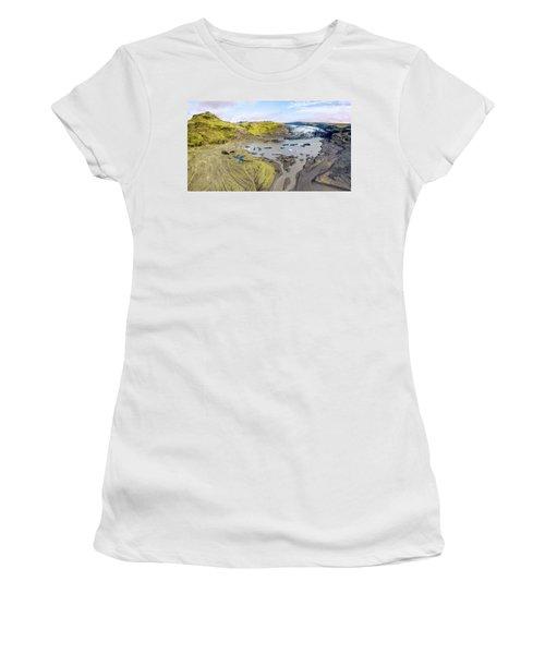Mountain Glacier Women's T-Shirt