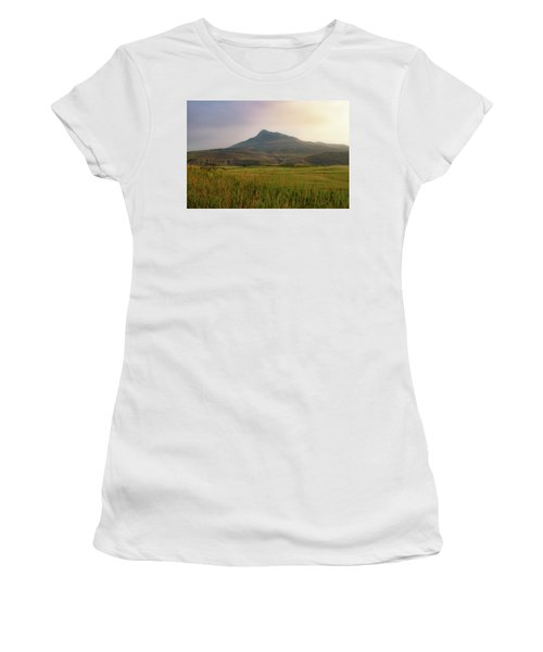 Mountain Sunrise Women's T-Shirt