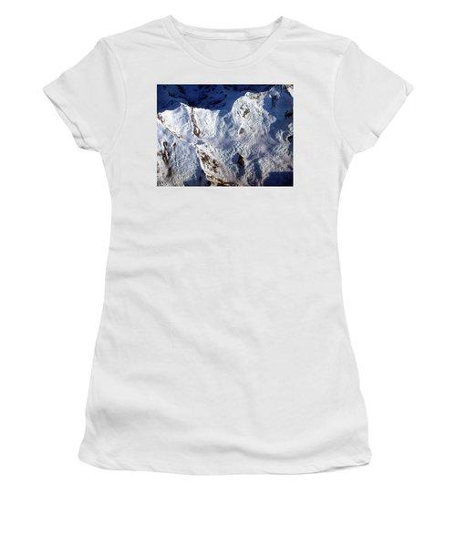 Mountaintop Snow Women's T-Shirt