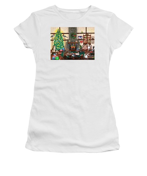 Ms. Elizabeth's Holiday Home Women's T-Shirt