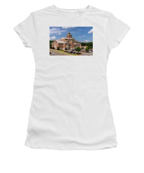 Municipal Building - North Augusta Sc Women's T-Shirt