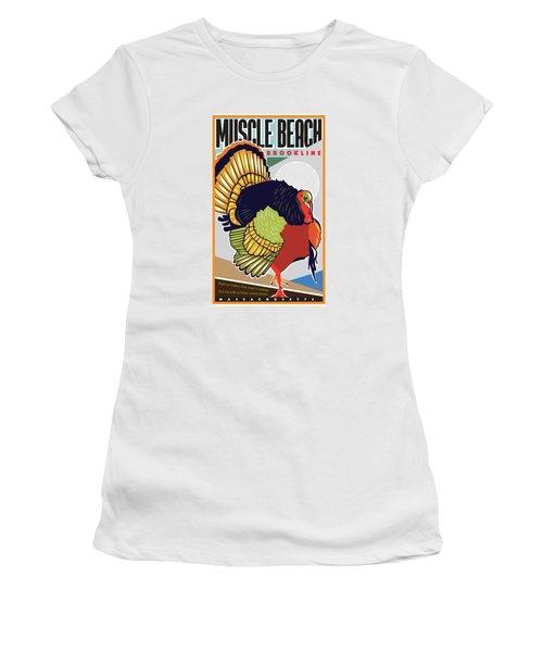Muscle Beach Women's T-Shirt