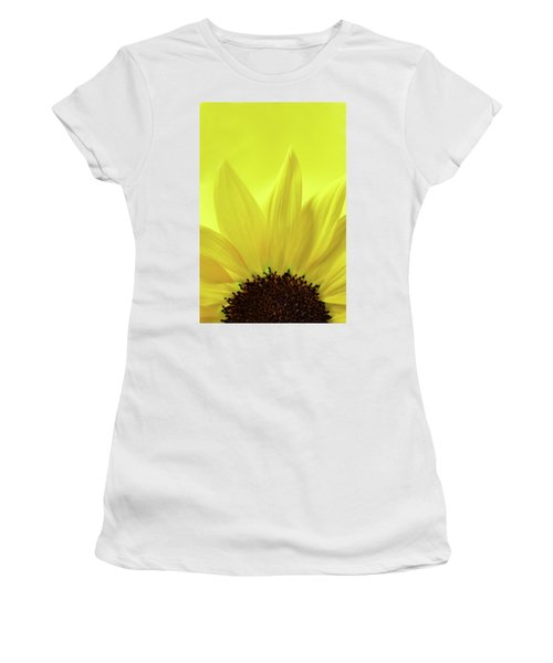 Women's T-Shirt featuring the photograph My Sunshine by Michelle Wermuth