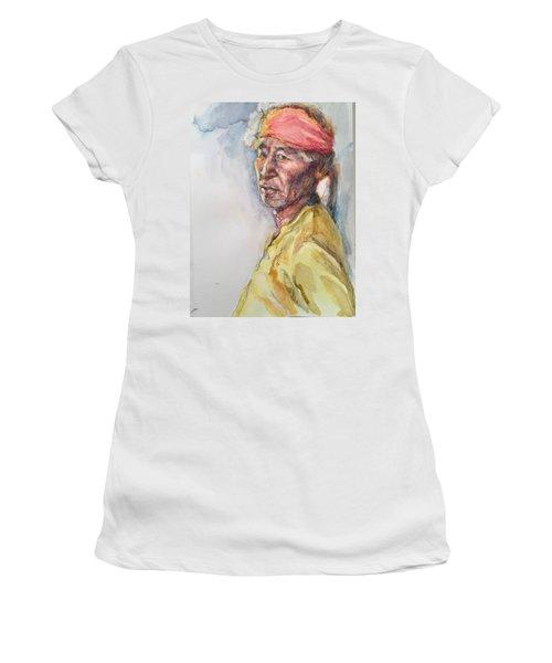 Navaho Man Women's T-Shirt