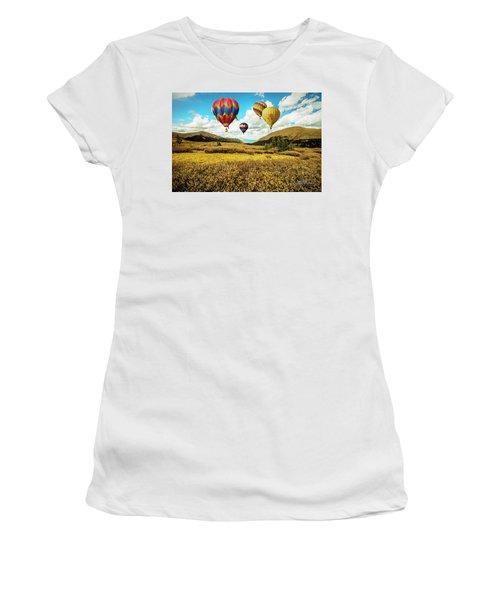 Navigating Guanella Pass Women's T-Shirt