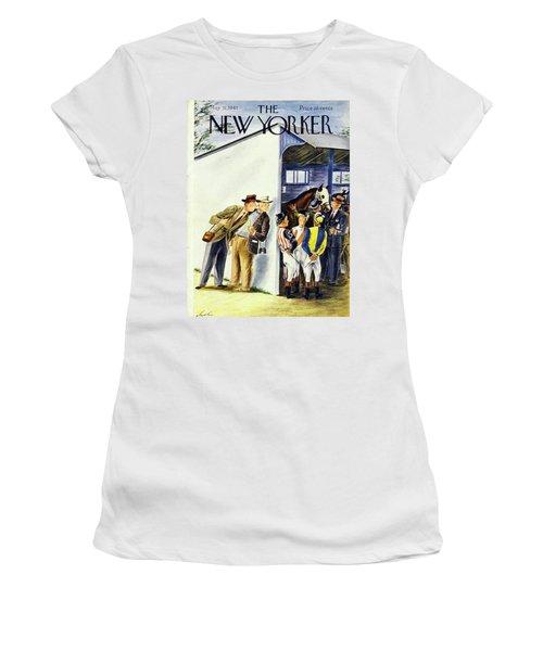 New Yorker May 31st 1947 Women's T-Shirt