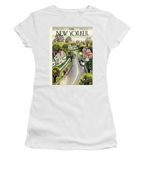 New Yorker May 3rd 1947 Women's T-Shirt