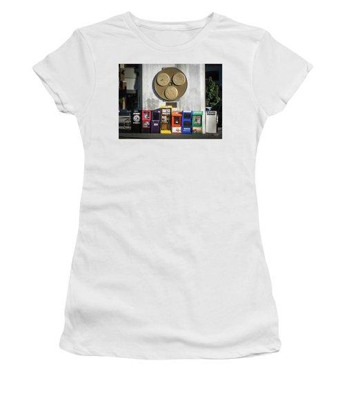 Newsstands At Gilmore Women's T-Shirt