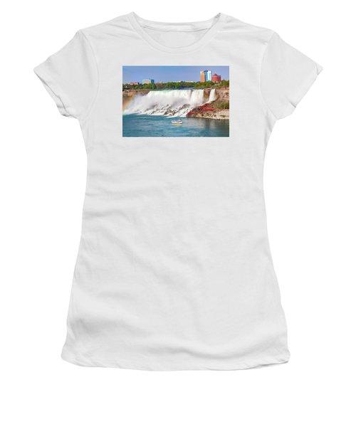 Niagara Falls Series 9303 Women's T-Shirt