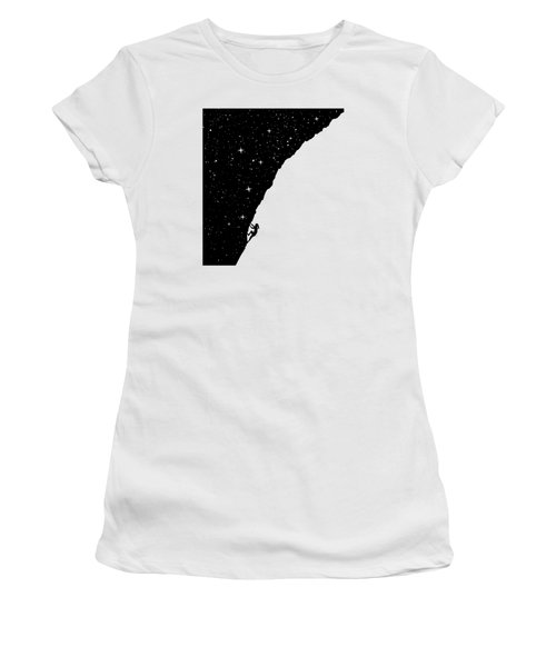 Night Climbing Women's T-Shirt