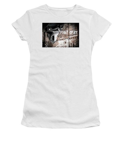 No Return Women's T-Shirt