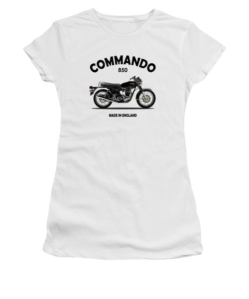 Norton Commando 1974 Women's T-Shirt