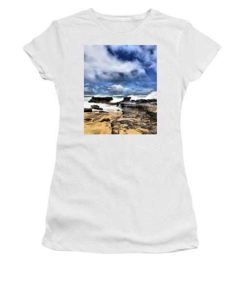 Oahu Shoreline Women's T-Shirt