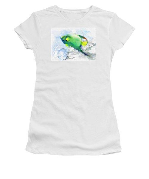 Ocean Colors Women's T-Shirt