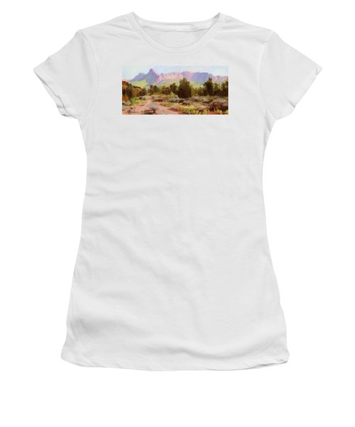 On The Chinle Trail Women's T-Shirt